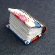 Tiny book by Miss Ruth!