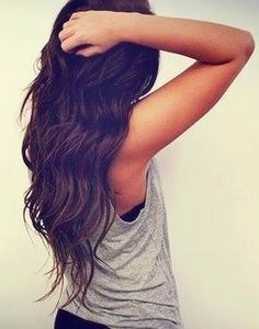 Can't wait til my hair gets this long