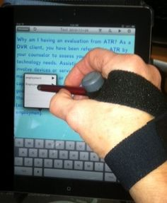 """adaptive stylus for ipad 