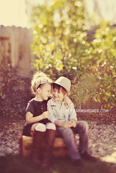 cute little kids couples pictures | bokeh, couple, cute, kids, little boy, little girl - inspiring picture ...