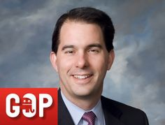 GOVERNOR OF WISCONSIN (AGE 45): Scott Walker gave a full display of his reputation as a tight-fisted fiscal conservative, earned during his eight years as Milwaukee County Executive, by attempting to erase the state's forecasted 3.6 billion two-year budget shortfall by reforming and curbing the collective bargaining powers of public unions, which in his opinion, was too powerful to the point of being detrimental to Wisconsin's economic wellbeing.