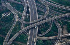 'spaghetti bowl' interchange