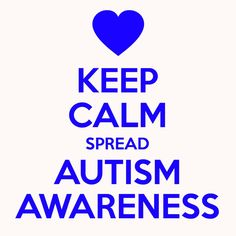 Autism Awareness CHECK OUT MY 19 OTHER DIFFERENT AUTISM BOARDS by typing on my name...