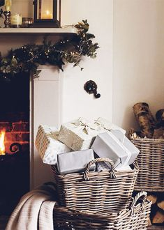 gifts by the fire, g