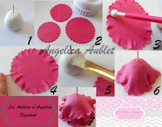 Cake tutorials on pinterest 86 pins for Angelica cake decoration