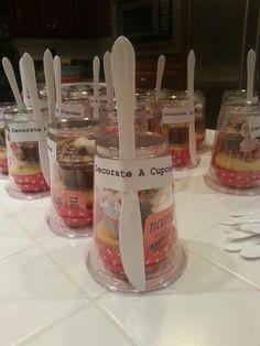 Decorate a Cupcake School Bake Sale