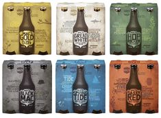 mac's lager #package #design