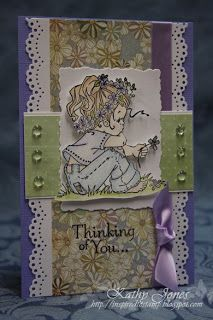 Inspired to Stamp: Sugar Nellie Stamps