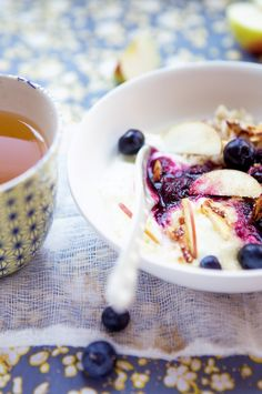 Good morning bircher muesli