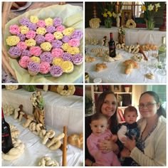 A Slice of Smith Life: Husband's Birthday and St. Joseph Celebration!