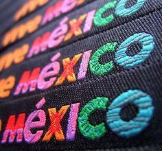 Pulseras Bordadas Pulseras Tejidas con tu marca o logotipo. Alta calidad. Pedidos a ventas@pulserasmagisa.com