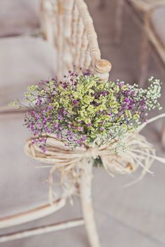 Image By Claire Penn Photography - A 1960s Country Garden Inspired Wedding At Iscoyd Park With A Charlie Brear Wedding Dress And A Handpicked Bouquet With Afternoon Tea By Claire Penn Photography.