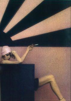 sarah moon, paris vogue, 1973