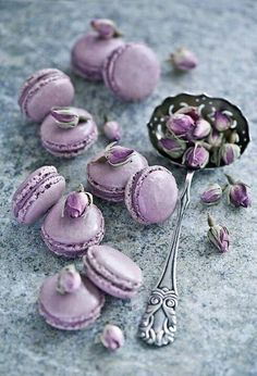 Macaroons perfect with Tea