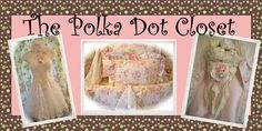 I;ve never met the owner of the Pokadot Closet blog, but I love her ideas and tutorials and follow her faithfully.