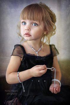 Cutes baby girl. pictures by Natalya zakonova