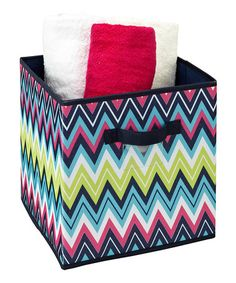 Take a look at this Margarita Medium Storage Cube by The MacBeth Collection on #zulily today!