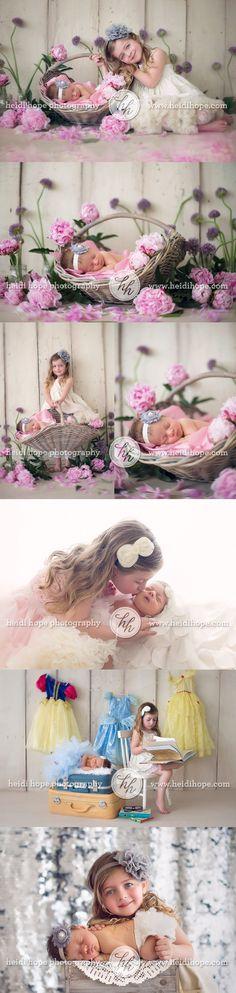 Newborn baby M and h
