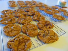 Kim's Cooking and Gardening: Flourless Almond Butter Cookies