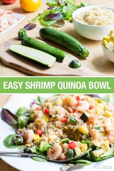 You have to try this easy to make quinoa recipe.