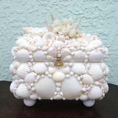 seashell box...