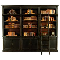 Safavieh Home - Birmingham Library Wall - Bookcases