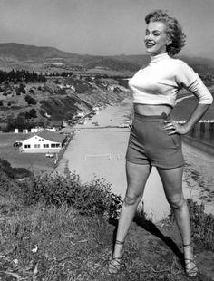Marilyn Monroe. #fashion #style