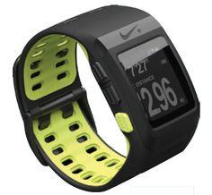 Nike+ SportWatch GPS Powered by TomTom. Love love love mine!!!!