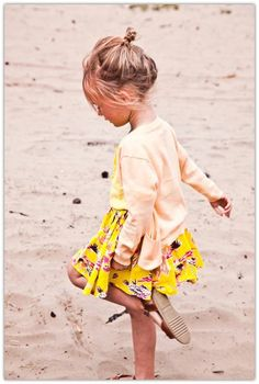 """""""...And once you are at the beach, you must walk like so."""" -Athena"""