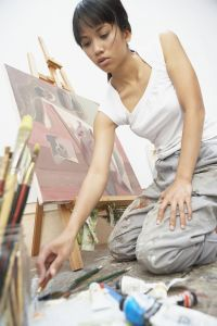 5 ways to reconnect with your desire to create (from PsychCentral)