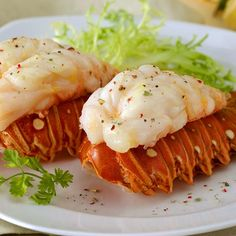 Roasted Lobster Tails With Coconut Curry Dipping Sauce Recipes ...
