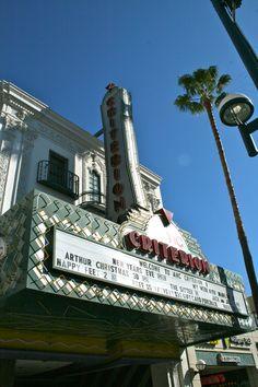 Movie House, 3rd Street Promenade - Santa Monica, CA (December - 2011)