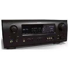 Denon AVR-1508 Dolby Digital EX Decoding A/V Receiver (Electronics) avr1508 dolbi, dolbi digit, denon avr1508, av receiv, receiv electron