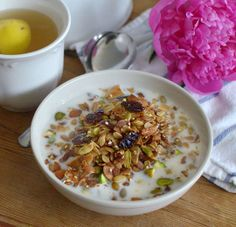 Great tips for making Granola