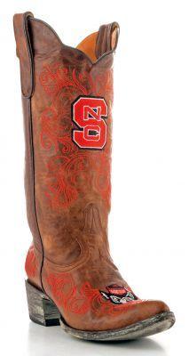 North Carolina State University Game Day Boots