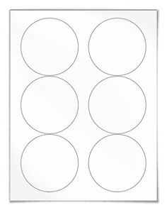 "Free blank round label template download: WL-375 round label template in Word .doc, PDF and other formats. Round label template. View here: http://www.worldlabel.com/Pages/wl-ol375.htm | Size: 3.33"" round 