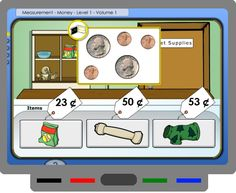 SmartBoard activities and lessons