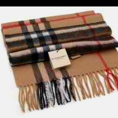 Burberry scarf. i will own this before i die.