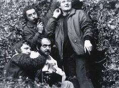 flank, hedges, hedg maze, crew member, stanley kubrick, assist, director, dougla, alcott