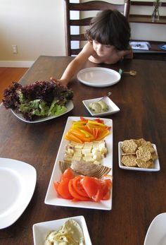 Yes, reach for the lettuce! Is Your Child a Picky Eater?
