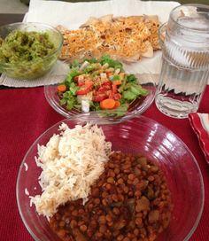 Chef AJ's Lentil Taco recipe
