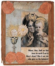 Religious Collage, Henry Darger