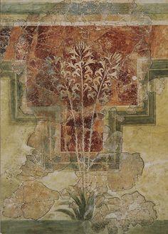 Minoan Frescoe - Palace of Knossos
