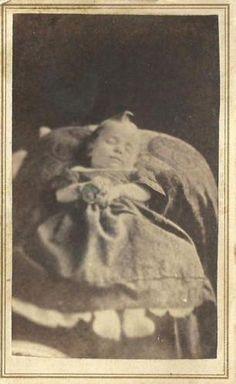 Post Mortem Photos, civil war ere 1860's