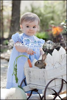 Spring Photos | Easter pics | baby photography