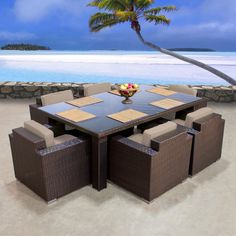 Its time to spruce up your outdoor space! - comfy dining
