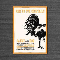 Great invite - Cocktail Party Invitations - bi-bo.co.uk