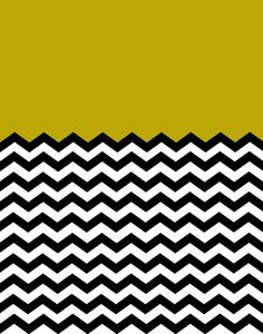 Freebie 5: Colorblock Chevron Backgrounds!