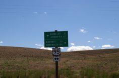 Far eastern Oregon