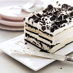 Easy Ice Cream Cake | MyRecipes.com
